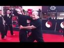 Steve Sexton Hapkido class