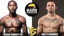BKFC 5: Barnett vs. Crowder | Lightweight Quarter-Finals