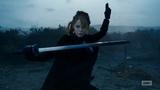 Into The Badlands Season 3 Episode 1 - Moon vs Widow Fight Scene 4K