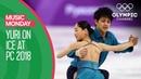 Figure Skating to the Yuri On Ice theme - Miu Suzaki and Ryuichi Kihara | Music Monday