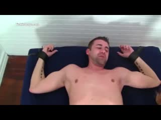 Military Guy Tickled
