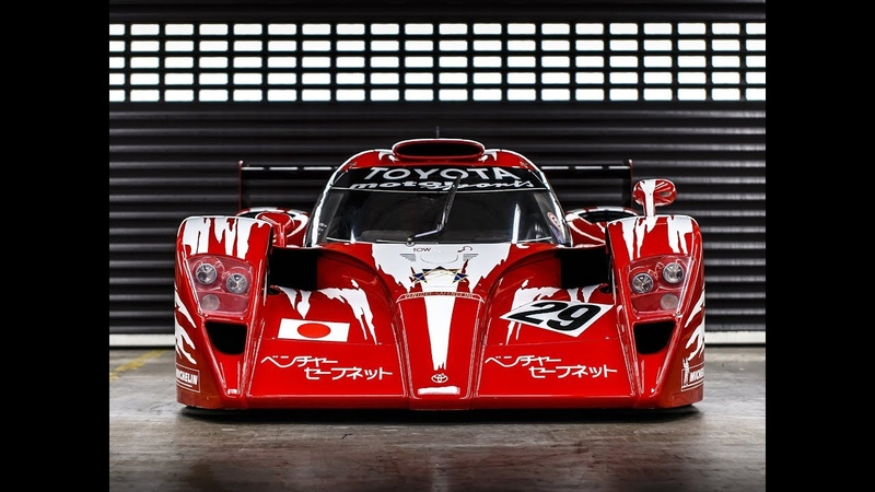 Gran Turismo Psp - Toyota GT-ONE Race Car (TS020) 99 - Test Drive