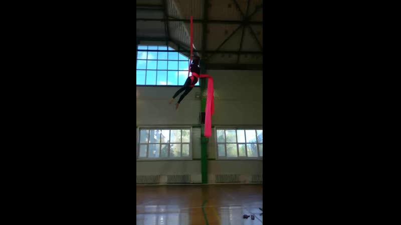 Уралия срыв воздушная акробатика Сибай