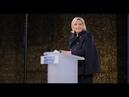 Réunion publique à Bruz (35) : discours de Marine Le Pen