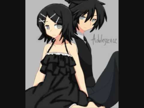 Adolescence Lin and Ren Haine