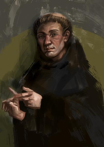 "УИЛЬЯМ ОККАМ. (1285-1347). "" БРИТВА ОККАМА"""