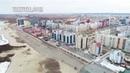 Якутск. Перевозка через реку Лена. 202 и 203 микрайон