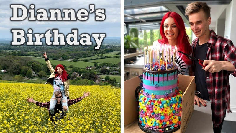 DIANNE'S BIG BIRTHDAY!