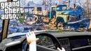 НАШЕЛ В ЧЕРНОБЫЛЕ ЗАБРОШЕННУЮ МАШИНУ! РАДИАЦИОННЫЙ ЗИЛ - РЕАЛЬНАЯ ЖИЗНЬ ГТА 5 МОДЫ GTA 5