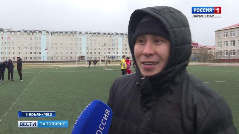 Нефтяник - СКА. Кто стал обладателем Кубка губернатора по мини-футболу