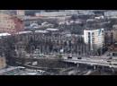 Кортеж Путина в Химках 12.04.19