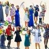 Международный флешмоб женственности