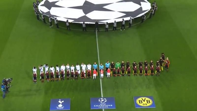 Б Дортмун Тоттенхэм Хотспур 0 1 Все голы и расширенные моменты Dortmund Tottenkhem Khotspur 0 1