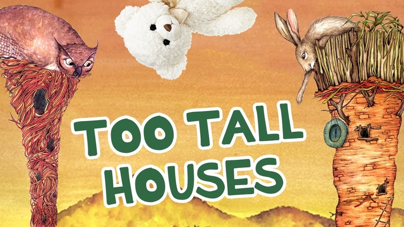 Kids Book Read Aloud - Two Tall Houses by Gianna Marino - Storytime With Ms. Becky