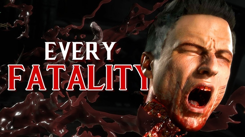 Every Fatality In Mortal Kombat 11 | Komplete Kompilation