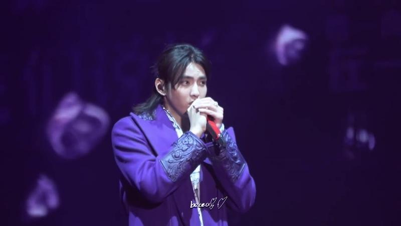 Fancam 190420 Kris Wu Yi Fan 吴亦 凡 TIME BOILS THE RAIN full @ ALIVE Tour in Nanjing