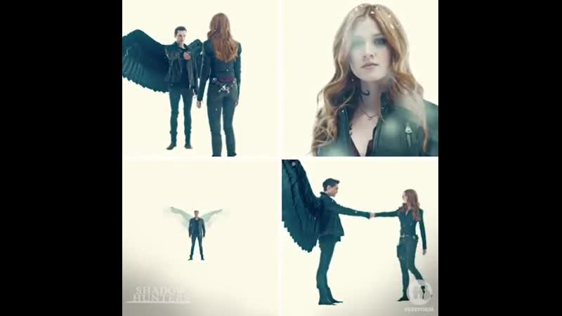 Join me. Shadowhunters