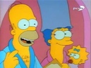 Симпсоны 3 сезон Совершенно безумный папа clip6