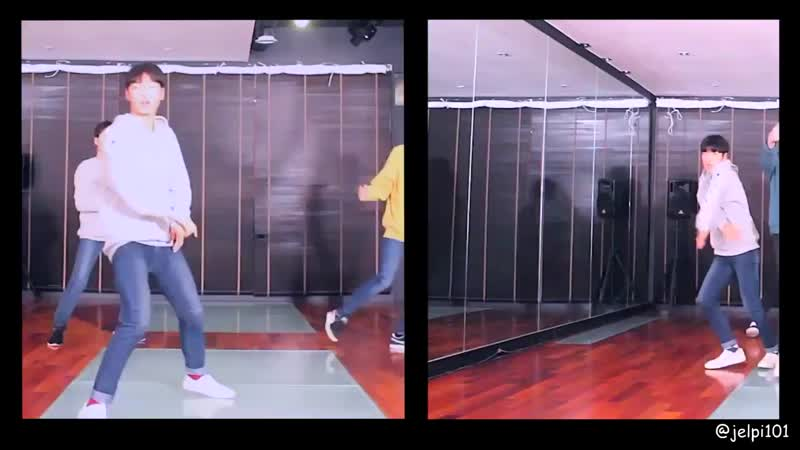 PREDEBUT Choi Junseong Dance Practice focus @ Joy Dance and Plug In Music Academy DNA by