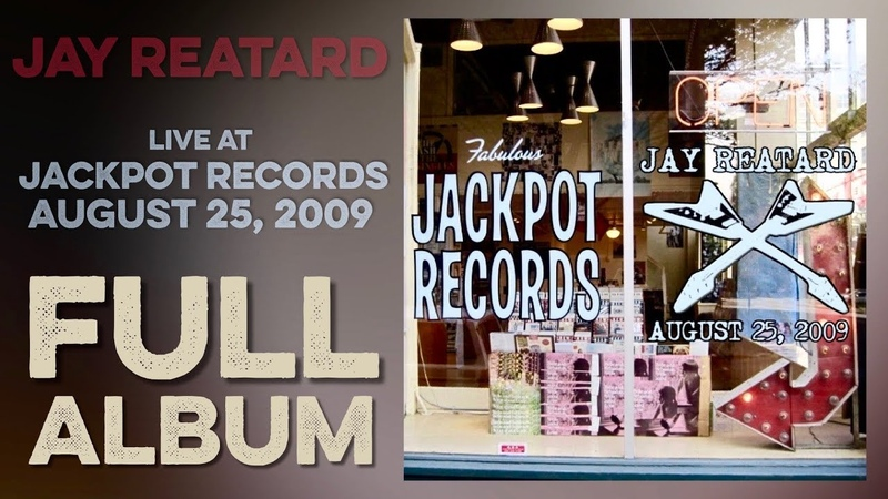 JAY REATARD Live At Jackpot Records Full Album August 25 2009 Portland Oregon USA