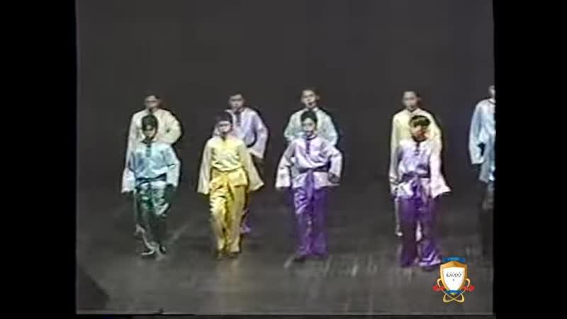 Popurrí de Navidad 1998 Grupo Éxodo Colombia