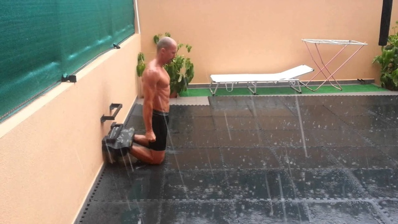Bodyweight Extreme Exercise The Nordic Hamstring
