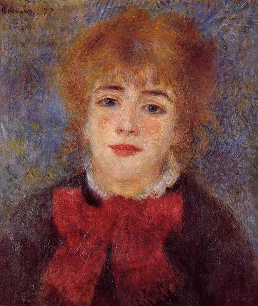 ЖАННА САМАРИ И ЕЕ ПОРТРЕТЫ Когда говорят о чудесной силе преображения в искусстве, то, наверное, в первую очередь приходят ассоциации с полотнами знаменитого французского импрессиониста Огюста