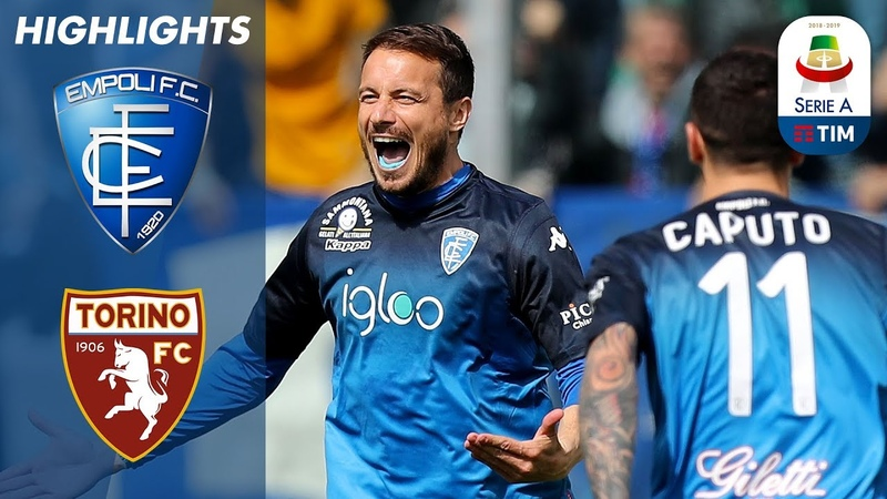 Empoli 4-1 Torino   Empoli climb out of the relegation zone with great win at Torino!   Serie A