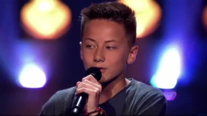 Beau – Nothing Really Matters _ The Voice Kids 2016 _ The Blind Auditions