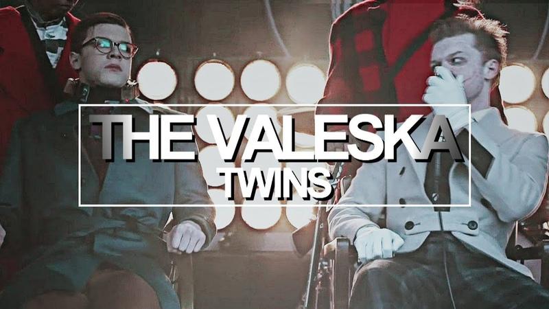 The Valeska Twins. [4x17-4x18]