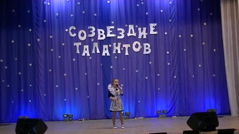 Созвездие талантов 15.03.2019_Баксанова Ксения_Отличница