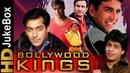Bollywood Kings | 90's Blockbuster Bollywood Songs | Romantic Hindi Songs Collection