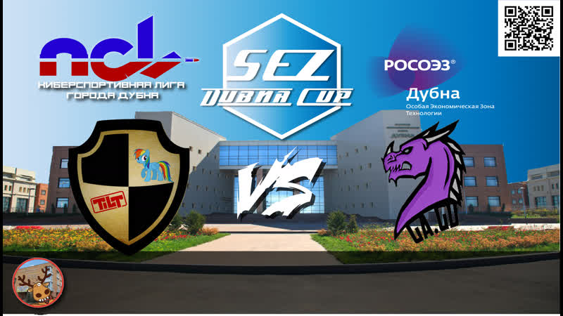 SEZ Dubna Cup - CS:GO   GA.GD - Tilt=Zhizn   1/4 Финала