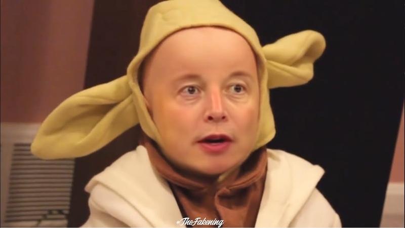 Baby Elon Musk Montage Deepfake