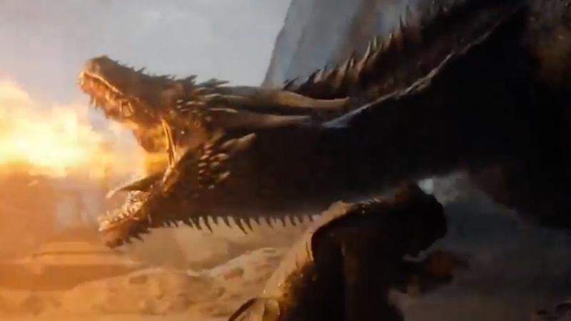 Game of Thrones 8x06 - Jon Kills Daenerys, Drogon Destroys The Iron Throne
