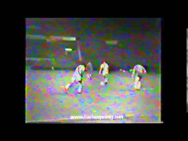 Peru vs Chile Eliminatorias Argentina 78 (Completo)