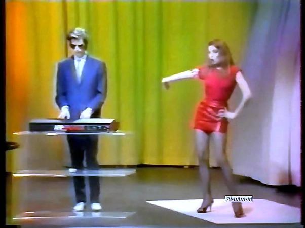 ♫ Elli et Jacno ♪ Main Dans La Main ♫ Video Audio Remastered HD
