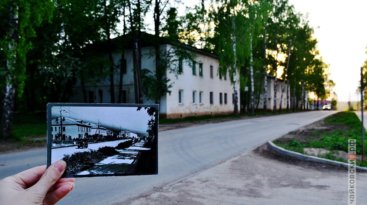 до и после, чайковский район, 2019 год