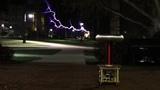 Kernkraft 400 on a Musical Tesla Coil #coub, #коуб