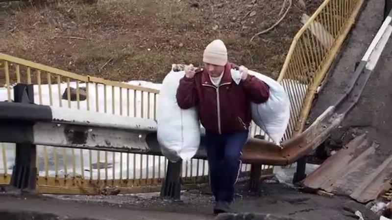 Виктория Ивлева Дневник волонтёра Луганск