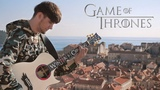 Game of Thrones Theme - Fingerstyle Guitar Cover