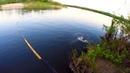 Снова клюнул ОН! Рыбалка на закидушки с берега