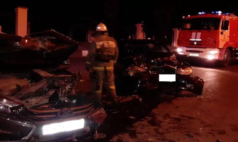 В ДТП на Суздальском шоссе во Фрунзенском районе Ярославля пострадали два человека.