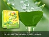 АЛОЭ- ВЕРА от Perfect Organics . Вебинар -ДЕРГАЧЁВ Д. С.