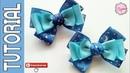 Laço Camila Fita N5 🎀 Ribbon Bow Tutorial 🎀 DIY by Elysia Handmade