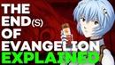 All 37 Evangelion Timelines Explained