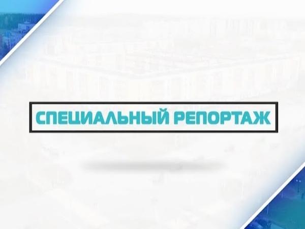Специальный репортаж Белая черёмуха 2019