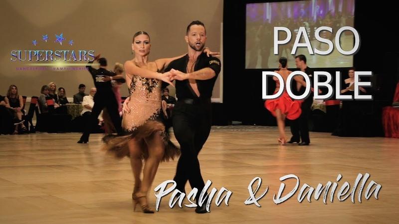 Pasha Pashkov and Daniella Karagach I Paso Doble I Superstars 2019