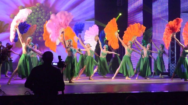 Новокузнецк,Театр Танца ВЕСНА 2017_Оранжерея