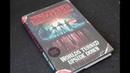 (book flip) Stranger Things: Worlds Turned Upside Down